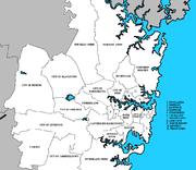Sydney councils