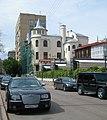 Syrian Embassy, view from Mansurovsky lane (2012) by shakko 02.jpg