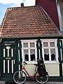 Töpferhäuschen Tangermünde, das kleinste Haus der Stadt.jpg