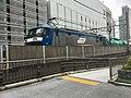 Tōkyū Tōyoko Line's waste trace Promenade 2019 (Sakuragichō - Momijizaka) 03c.jpg