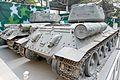 T-34-85 rear-right 2016 Military Museum Beijing.jpg