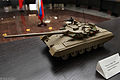 T-80 model with active protection system Drozd at Tula State Museum of Weapons.jpg