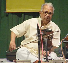 Information about T N Krishnan