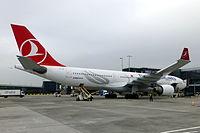 TC-JIS - A332 - Turkish Airlines