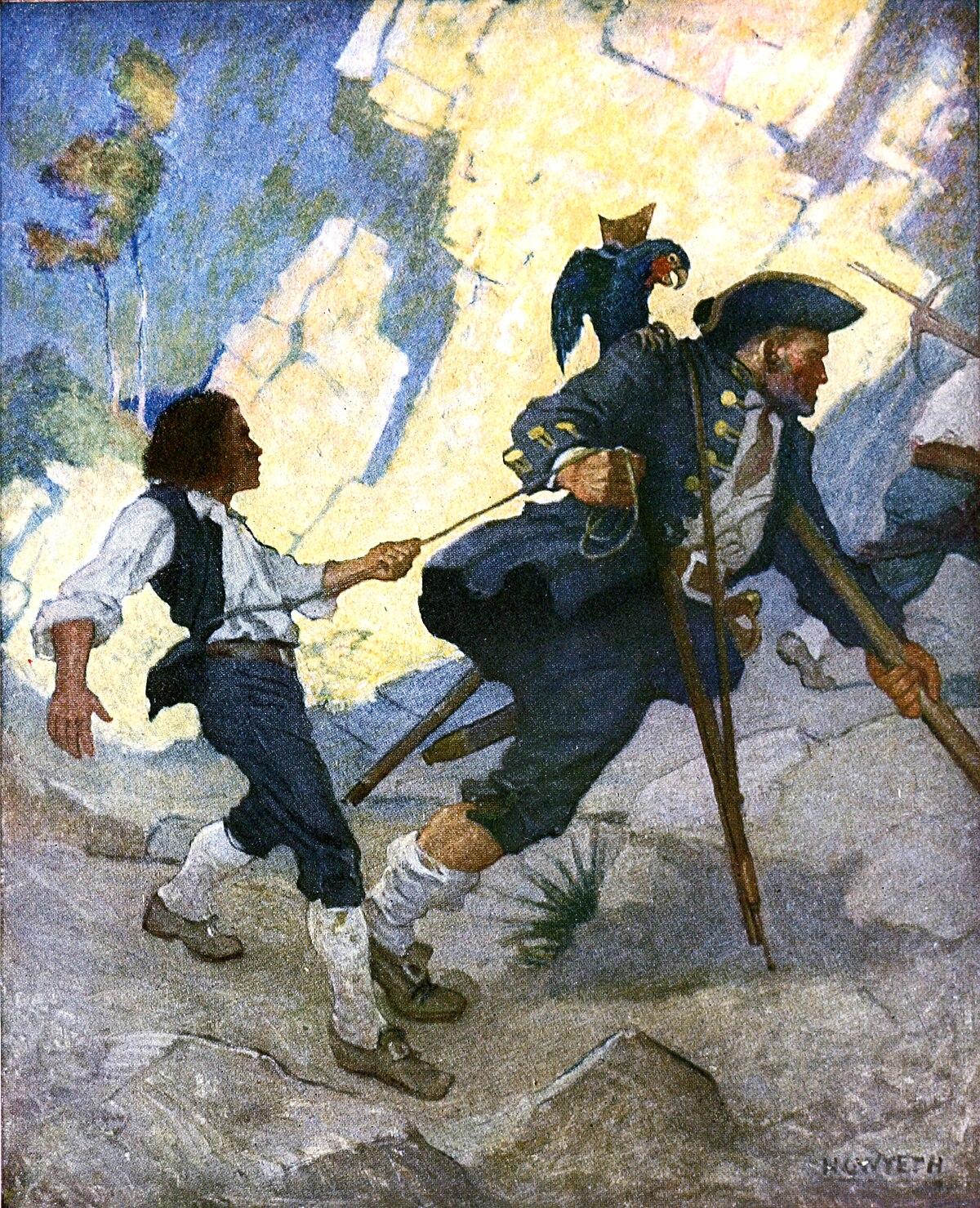 Long John Silver - Wikipedia