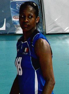 Taismary Agüero volleyball player