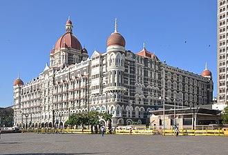 Taj Hotels - The Taj Mahal Palace in Mumbai is the first hotel of Taj, opened in the year 1903