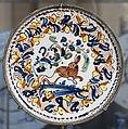 Talavera de la reina, piatto con piede, xvii secolo.jpg