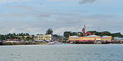 Skyline of Talibon, Bohol