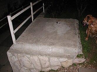 Talpiot Tomb - Sealed tomb in Talpiot