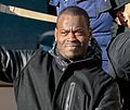 Tarvaris Jackson at 2014 Seahawks Super Bowl parade.jpg