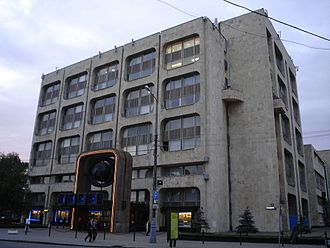TASS - Historic TASS headquarters in Moscow