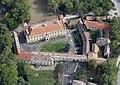 Tata - Esterházy-kastély légi fotón.jpg
