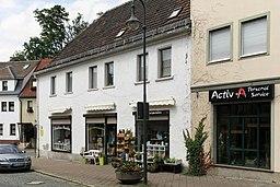 Schloßstraße in Taucha