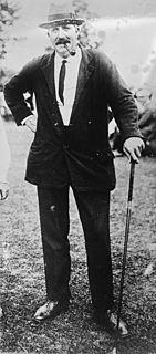 Ted Ray (golfer) professional golfer