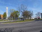Tegel Zufahrt zum Flughafen.JPG