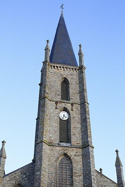 Church of Teillay.