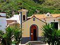 Teneriffa – Mercedeswald - Las Carboneras – die Kapelle Nuestra Señora wurde um 1960 erbaut - panoramio.jpg