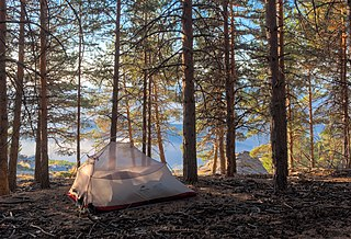 Camping Outdoor recreational activity