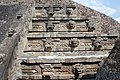 Teotihuacan, Citadel, Temple of the Feathered Serpent (20686669345).jpg