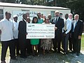 Terri Sewell presenting USDA grant award to Choctaw County officials in 2012.jpg
