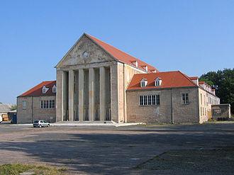 Heinrich Tessenow - Festspielhaus Hellerau, Dresden, completed in 1911