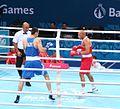 Teymur Mammadov vs Valentino Manfredonia at the 2015 European Games (Final) 3.jpg