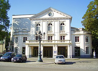 Théâtre Royal du Parc theatre in Brussels