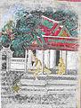 Thai - Vessantara Jataka, Chapter 10 - Indra, in the Form of a Brahmin, Requests Maddi from Vessantara - Walters 20101235.jpg