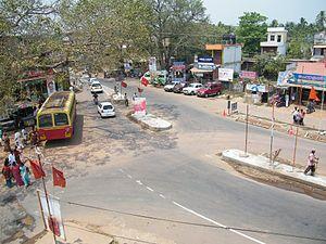 Thalayolaparambu - Thalayolaparambu Town