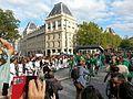 The Alternatiba Tour arriving on the Place de la Répubique, Paris.jpg