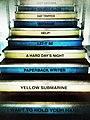 The Beatles Story, Pier Head, Liverpool - stairway.jpg