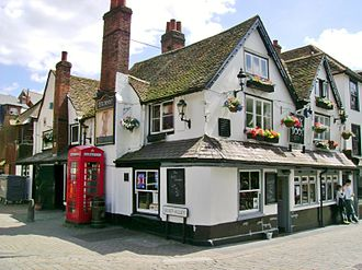 The Boot, St Albans - The Boot