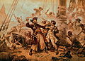 The Capture of the Pirate Blackbeard 1718 by Jean Leon Gerome Ferris.jpg