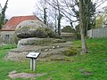 The Chiding Stone - Chiddingstone - geograph.org.uk - 152194.jpg