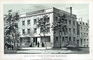 Samuel Osgood House building in Manhattan, New York, United States