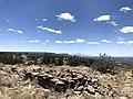 The Fortress of Astialakwa, near Jemez Pueblo, Santa Fe National Forest, NM, USA (May 2020) 01.jpg