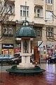 The Frigyes Podmaniczky Memorial in Budapest 2019.jpg