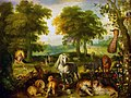 The Garden of Eden with the Creation of Eve (Jan Brueghel the Younger).jpg