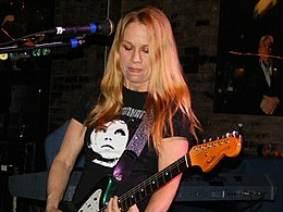 The Go-Gos - Charlotte Caffey on guitar 2.jpg