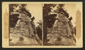 The Grandmother, Monument Park, Colorado, from Robert N. Dennis collection of stereoscopic views.png