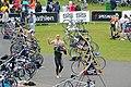 The Human Race triathlon - transition - geograph.org.uk - 1309737.jpg