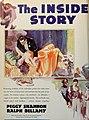 The Inside Story - 1932 promo.jpg