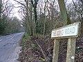 The Long Road, Shortfield Common - geograph.org.uk - 383997.jpg