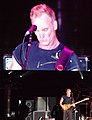 The Police in Concert Argentina Sting jamming (2098925985).jpg