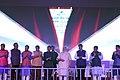 The Prime Minister, Shri Narendra Modi inaugurating the Koradi Thermal Power Station, in Nagpur.jpg