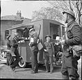 The Reconstruction of 'an Incident'- Civil Defence Training in Fulham, London, 1942 D7926.jpg