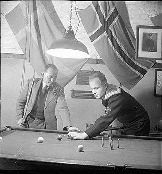 Danish pin billiards - Danish pin billiards