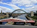 The Tyne and Swing Bridges (geograph 3165017).jpg