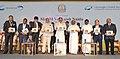 "The Vice President, Shri M. Venkaiah Naidu releasing the book ""1000 liver transplantation in Tamil Nadu"", authored by Prof. Mohd. Rela, in Chennai.jpg"
